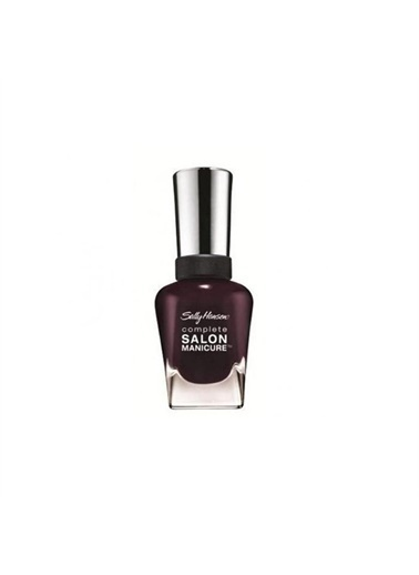 Complete Salon Manicure Oje -  Pat on the Black No: 660 14.7ml-Sally Hansen